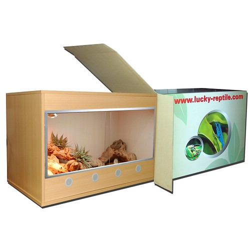 Plug-and-Play Terrarien