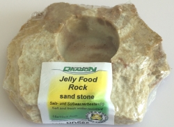 Jelly Food Rock Sand Stone - ca. 10,5 x 9,5 x 2,5 cm