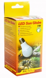 LED Sun Globe 7 Watt, E27, 230 Volt