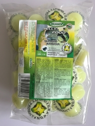 Jelly Food - Yellow Banana 50er Pack