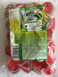 Jelly Food - Red Strawberry 50er Pack
