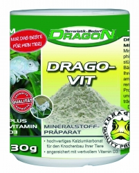 DRAGO-VIT Calcium + Vitamin D3 30g