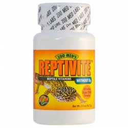 Zoo Med Reptivite ohne D3, 56g