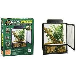 Repti Breeze Gaze Terrarium 46 x 46 x 92 cm