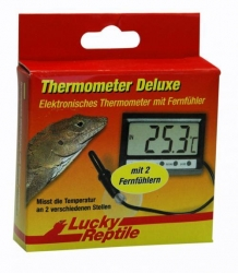 Thermometer Deluxe mit Fernfühler