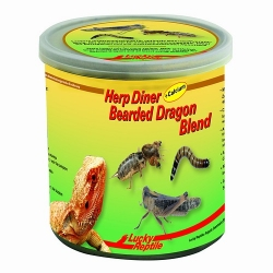 Herp Diner - Bearded Dragon Blend 70 gr.