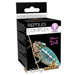 Reptiles Complex Without D3 100g
