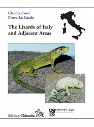 The Lizards of Italy and Adjacent Areas Corti & Lo Cascio 165 Seiten, 88 Farbfotos