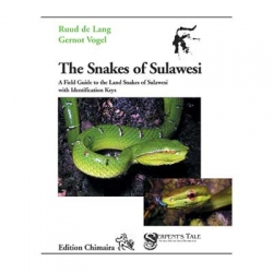 The Snakes of Sulawesi de Lang & Vogel 310 Seiten