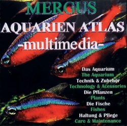 CD-Rom Aquarien Atlas Multimedia