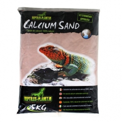 Calcium Sand Kalahari Red 5kg