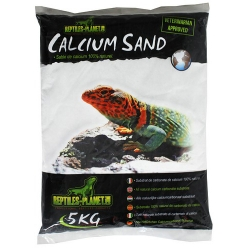 Calcium Sand Artic White 5kg