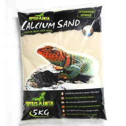 Calcium Sand Colorado Yellow 5kg