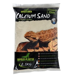 Calcium Sand Colorado Yellow 2.5kg