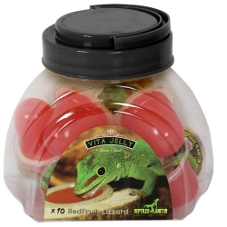 Vita Jelly Red Fruit Lizzard- 10 Portionen