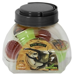 Vita Jelly Mix Insects - 10 Portionen