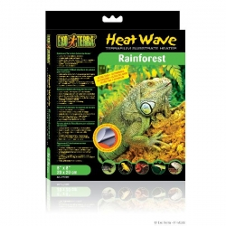 Heat Wave Rainforest Substrat Heizung 20 x 20 cm 4 W