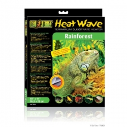 Heat Wave Rainforest Substrat Heizung 26,5 x 28 cm 8 W