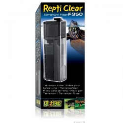 Repti Clear Terrarium Filter F 350